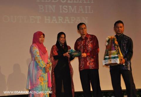 Anugerah Outlet Bintang Harapan 2011, Era Edar Marketing Sdn Bhd