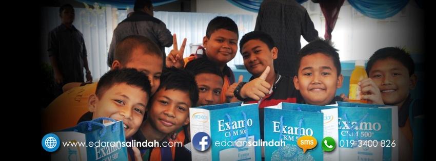 testimoni-examo-ckm500-edaran-salindah