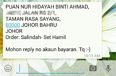 sms-whatsapp-order-salindah-set-bersalin_s
